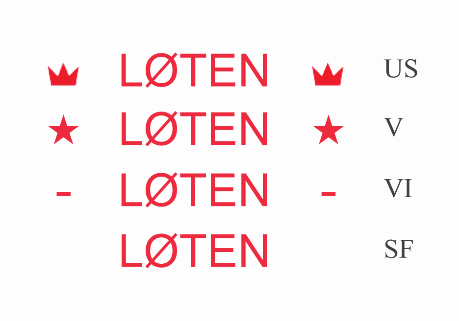 Shipping Mark Løten